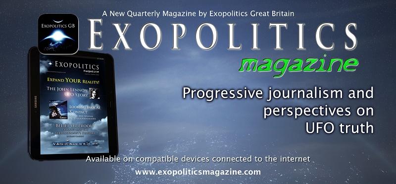 Exopolitics Magazine Advert banner v1