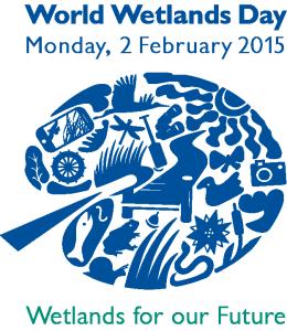 World Wetlands Day 2015 Logo