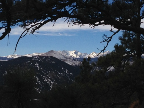 FROM WISE OWL LAWRENCE. MT. SANITAS, COLORADO